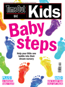 Time Out UAE Kids (English)