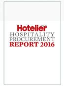 Hotelier Hospitality Procurement Report (English)