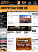 ConstructionWeekOnline.com (English)