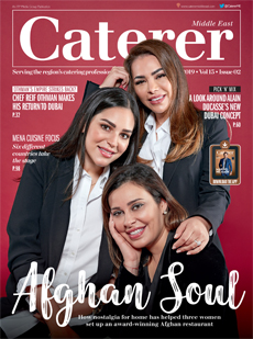 Caterer Middle East